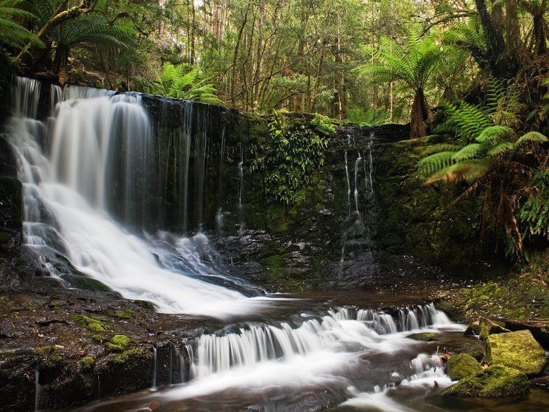 Horseshoe_Falls_Mt_Field_National_Park