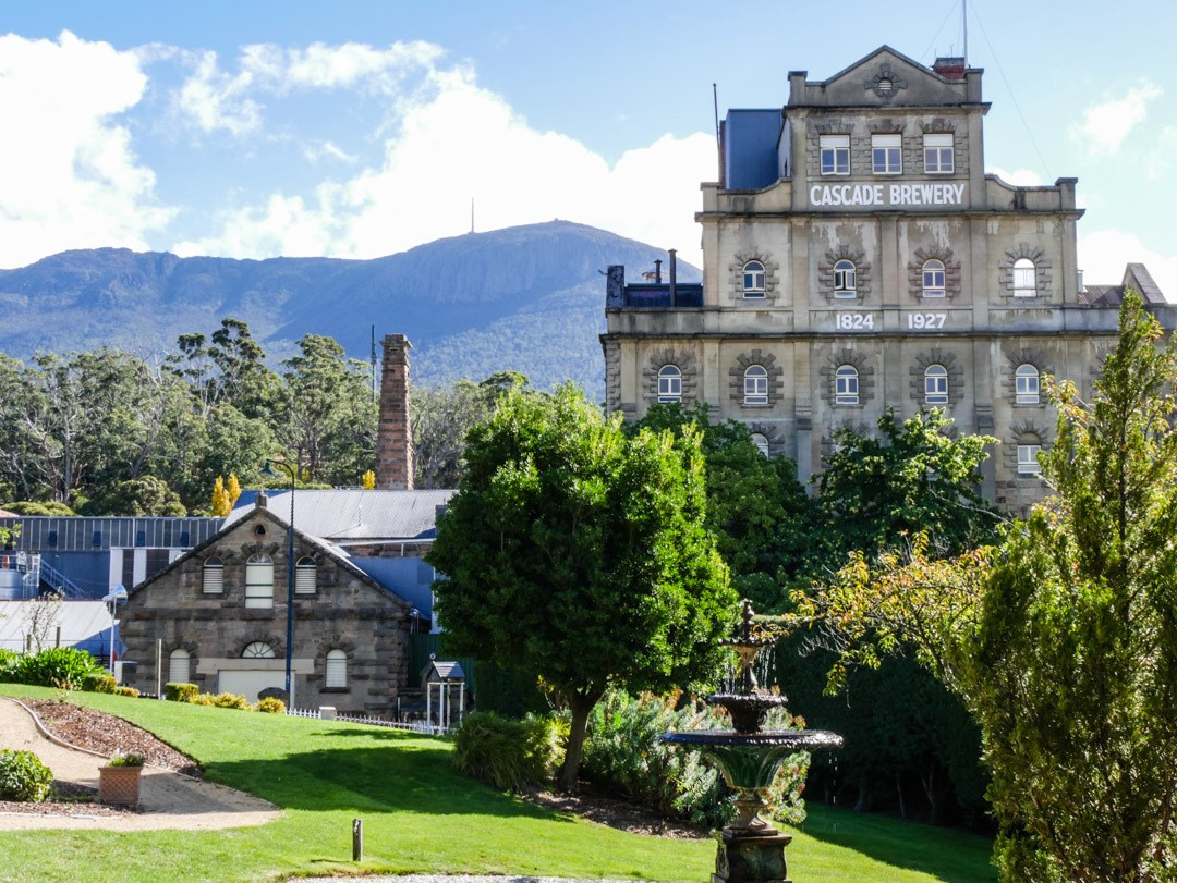 best-brewery-tour-in-Hobart-from-the-gardens